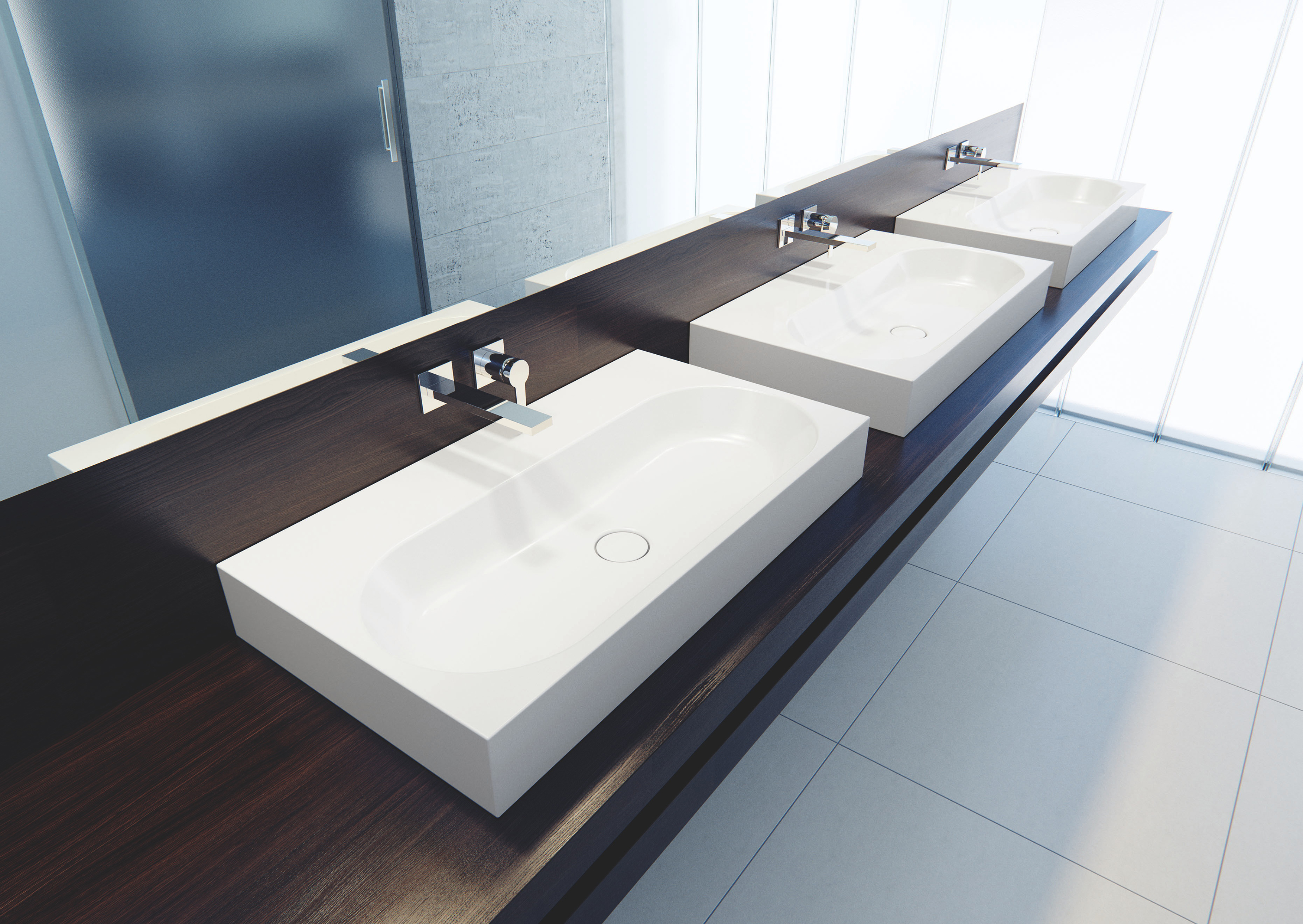 Aufsatzwaschbecken Installation Kaldewei Steel Enamel The Holistic Solution For Hotel Bathrooms