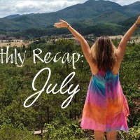 Monthly Recap: July