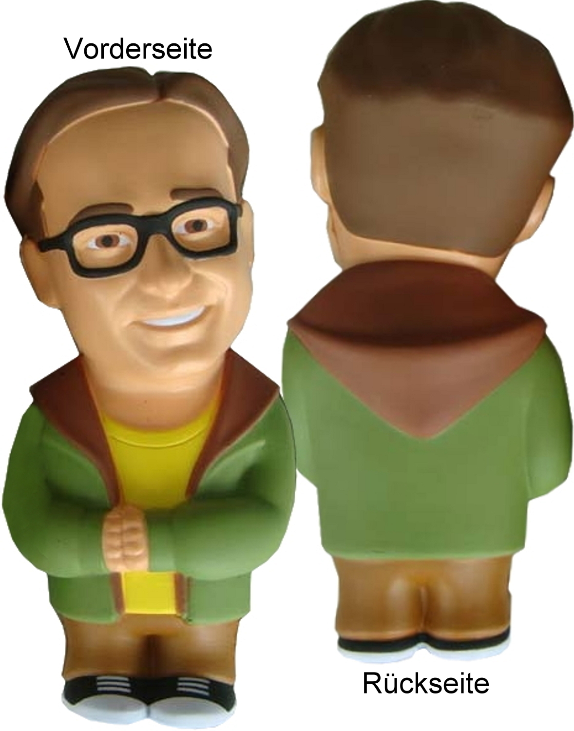 Big Bang Theory Bettwäsche The Big Bang Theory Anti Stress Figur Leonard Hofstadter