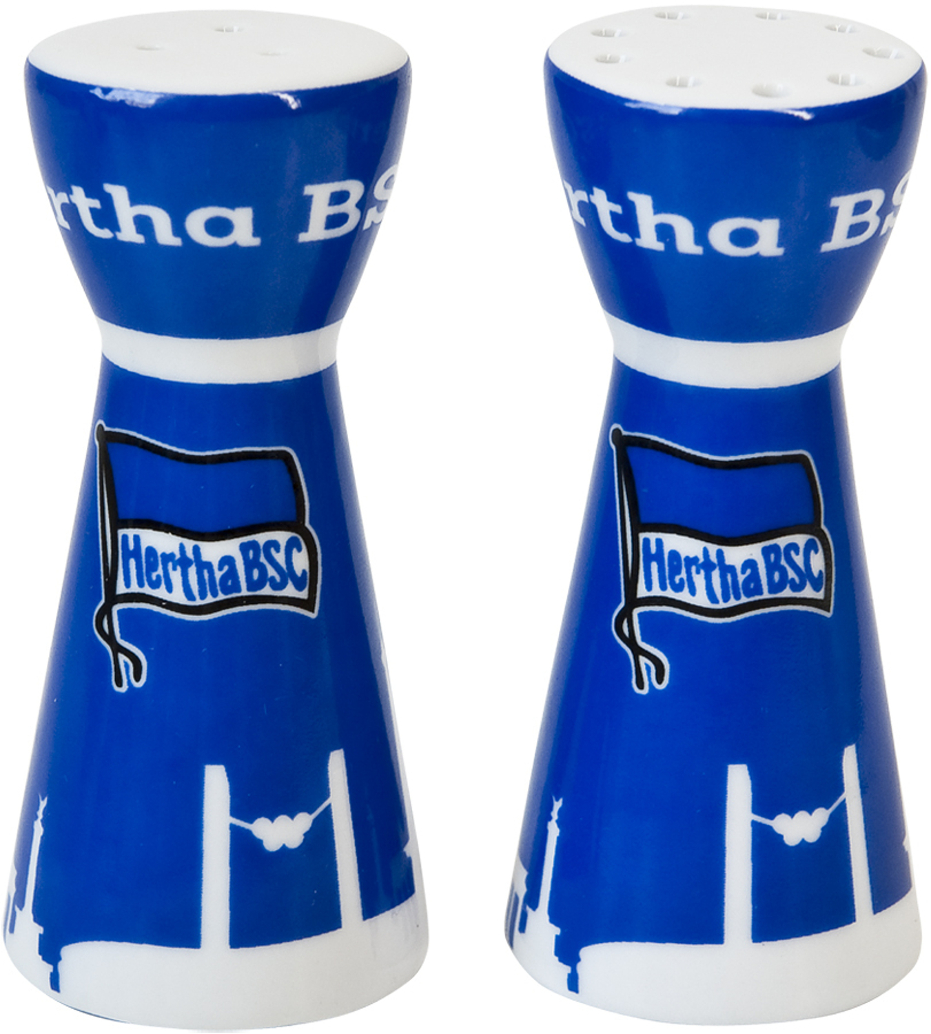 Hertha Bsc Bettwäsche Hertha Bsc Berlin Salz And Pfefferstreuer Set
