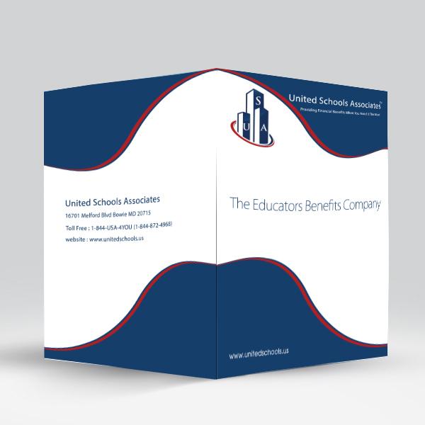 Presentable 2-fold Brochure Design Kalidas365 IT Solutions - two fold brochure