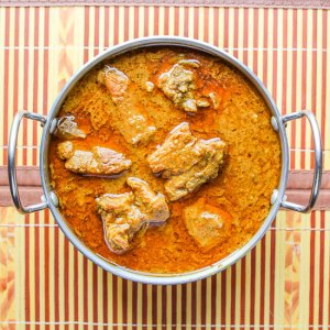 Mutton Curry- A Delicacy from Uttar Pradesh- Bhojpur cuisine