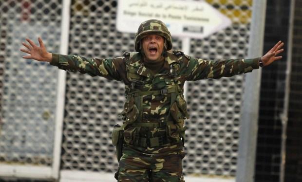 TUNISIA-PROTESTS/