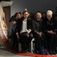 Показ коллекции Чарли ле Менду на Лондонской неделе моды