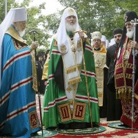 Православные празднования в Киеве