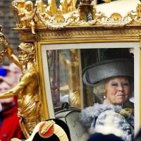 Золотая карета королевы Беатрикс