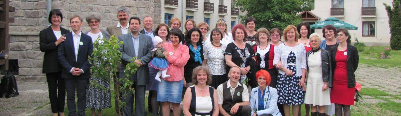 Lelkigondozó csoportkép