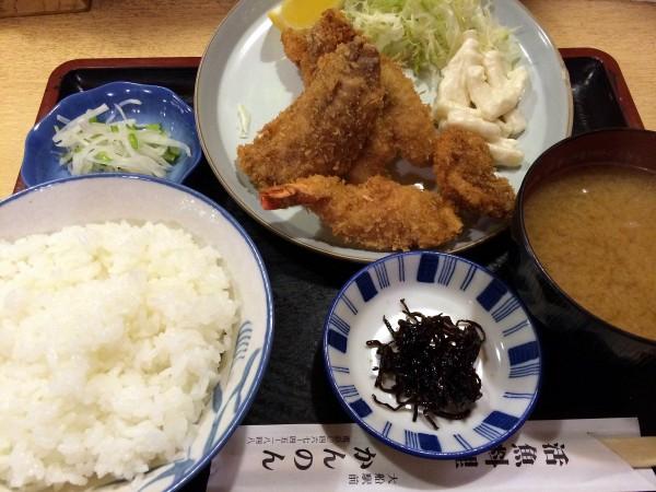 観音食堂②(しおり)