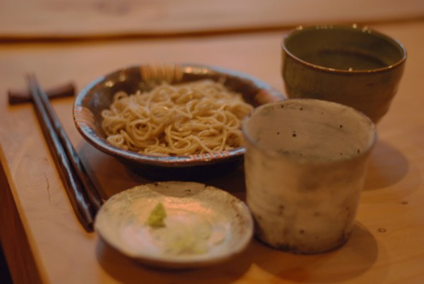 45 梵蔵 お蕎麦