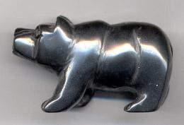 Hematite Bear