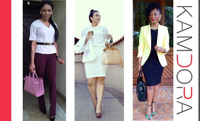 What to Wear To a Job Interview Kamdora