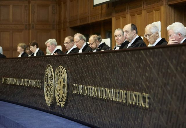 International Court of Justice verdict on whaling
