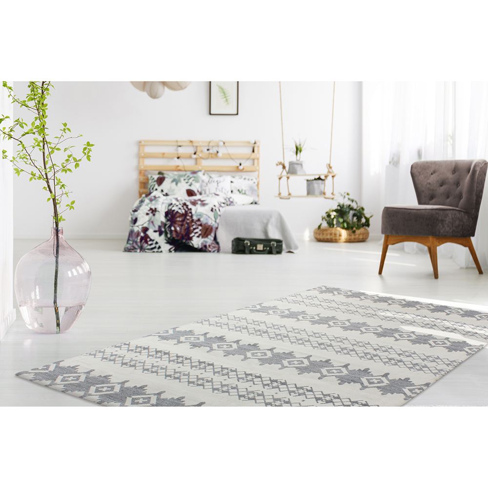 Scandinavische Vloerkleden Scandinavisch Karpet Element