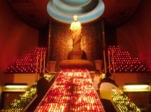 Újévi látogatás a montreáli St. Joseph Oratoire-ba