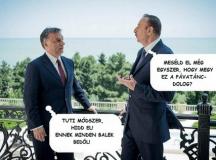 Orbán, Alijev és a Júdás-pénz