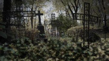 Elhagyatott temető