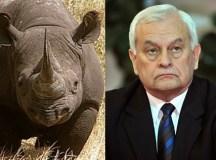 Demagógisztáni napló: Harrach és a rinocérosz