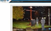 Jézusra emlékező kínhalál- és rasszizmus-dícséret