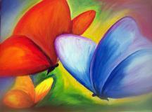 Colours of Life / Maya Anoopkumar