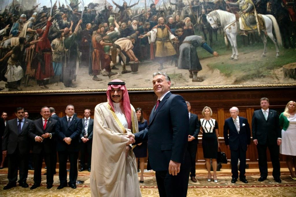 Az arab kapcsolat