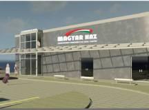 A Magyar Ház tervrajza