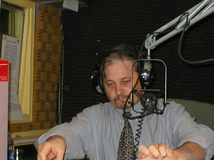 Bede Fazekas Zsolt a Torontói Független Magyar Rádióban.