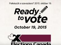 Elections Canada a magyar örökségi nyelven is nyújt tájékoztatást.