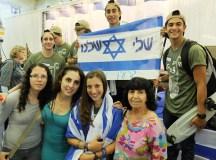 Aliyázó francia zsidók. Fotó: Shmulik Almany / The Jewish Agency for Israel.