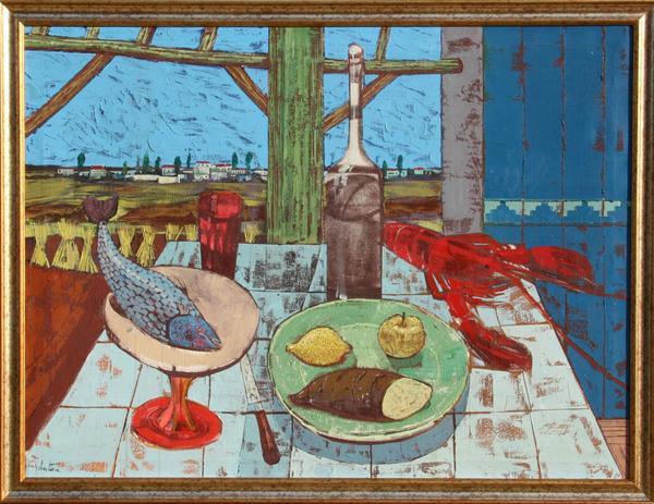 Vacsorák Yonatánnal (1. rész)