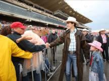 Justin Trudeau, a sheriff?
