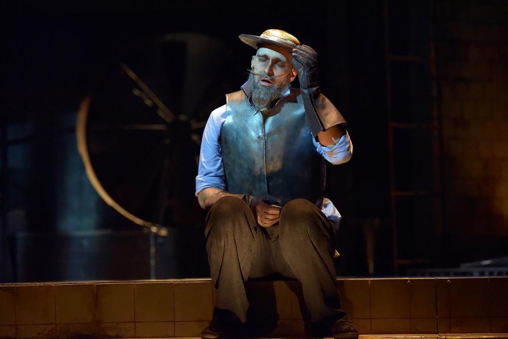 La Mancha lovagja — a József Attila Színházban
