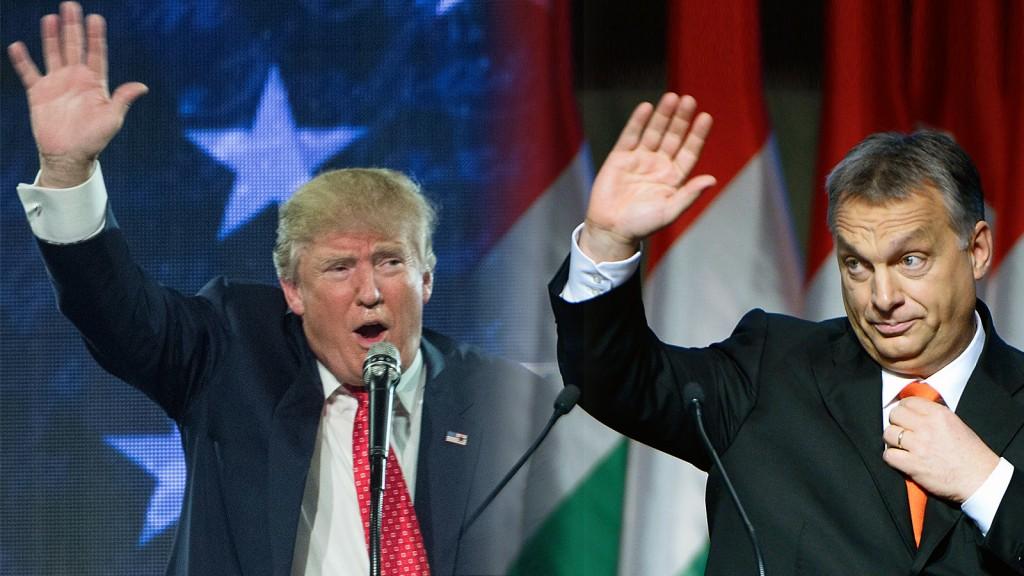 Trump meghívta Orbánt a Fehér Házba…és más álhírek