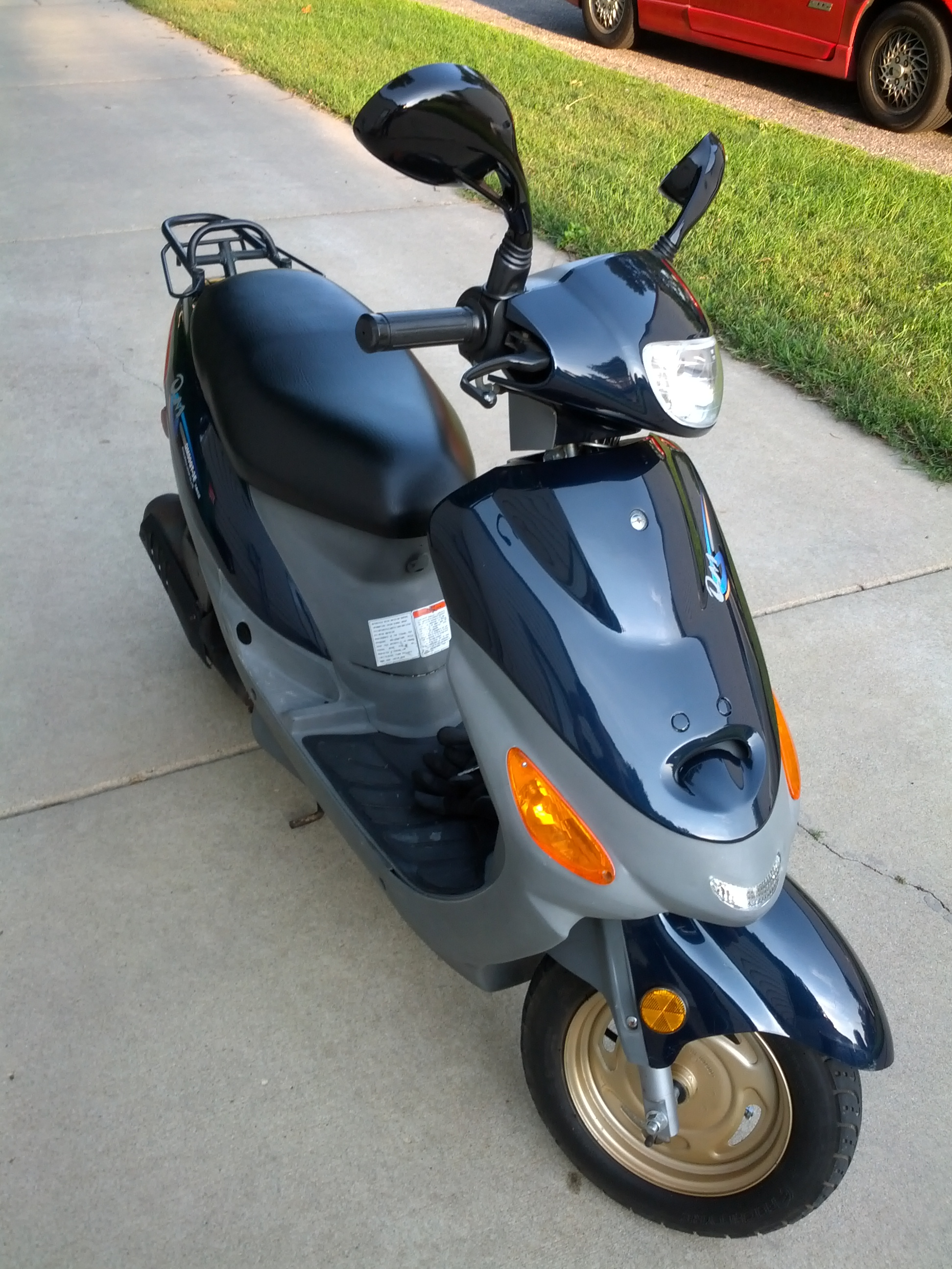 Qingqi B2 Carrier 50cc 2 Auto Electrical Wiring Diagram Scooter