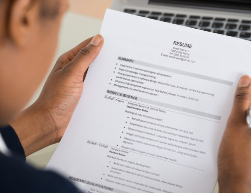 Make Sure to Avoid These 3 Resume Mistakes - impactful resume update