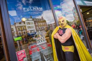 Habanero Luchador will be at Fulham @ Wholefoods Fulham | London | United Kingdom