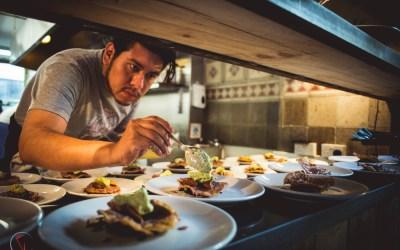 Chef Omar Romero Quezada