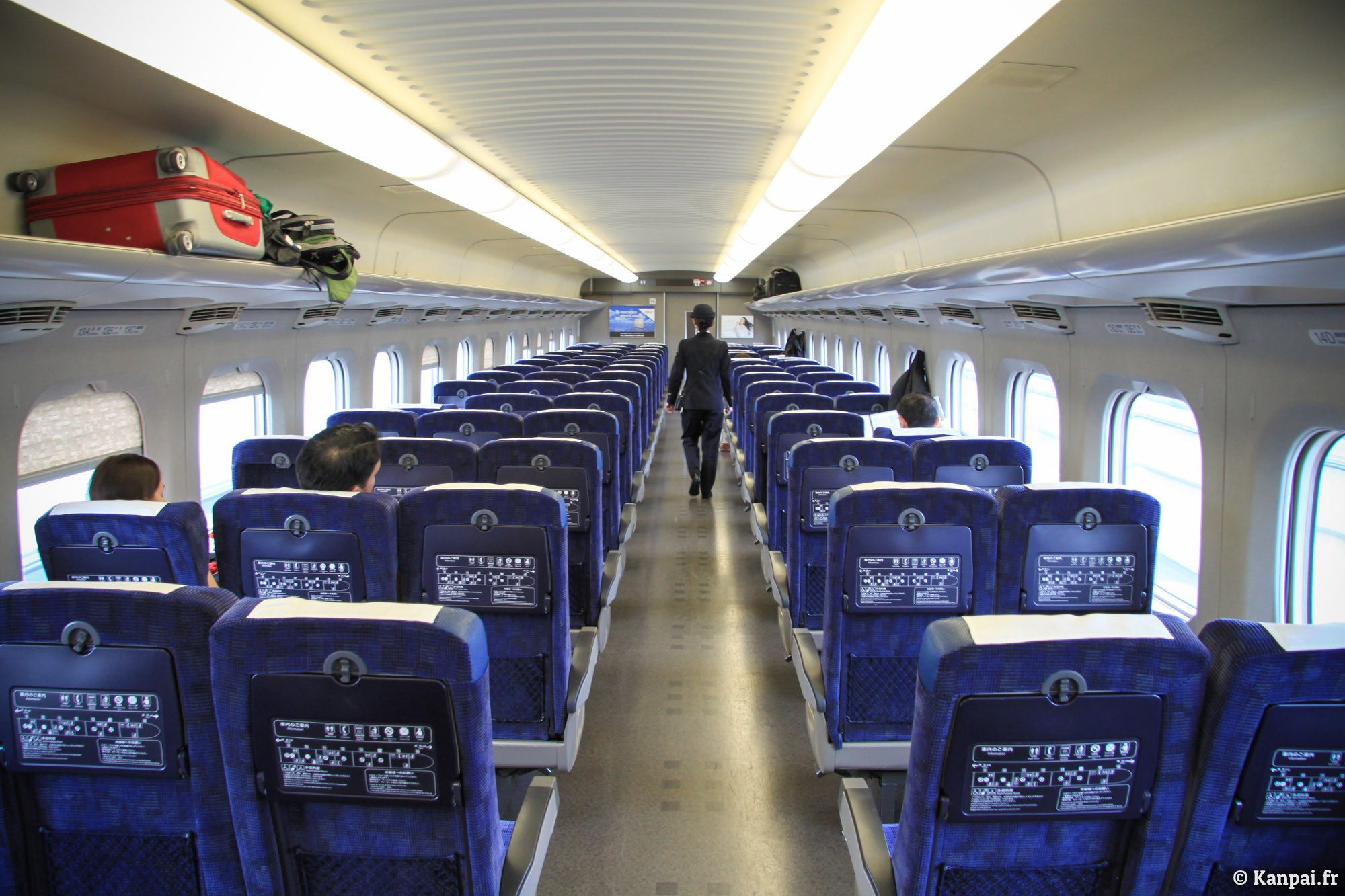 Interieur Trein Comment Japan Rail Botte Le Train De La Sncf
