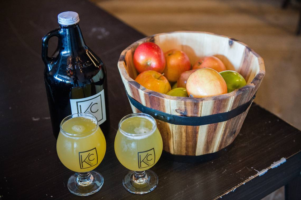 Apfel Cider Kc S Thirst For Cider Has Local Makers Playing With Bourbon