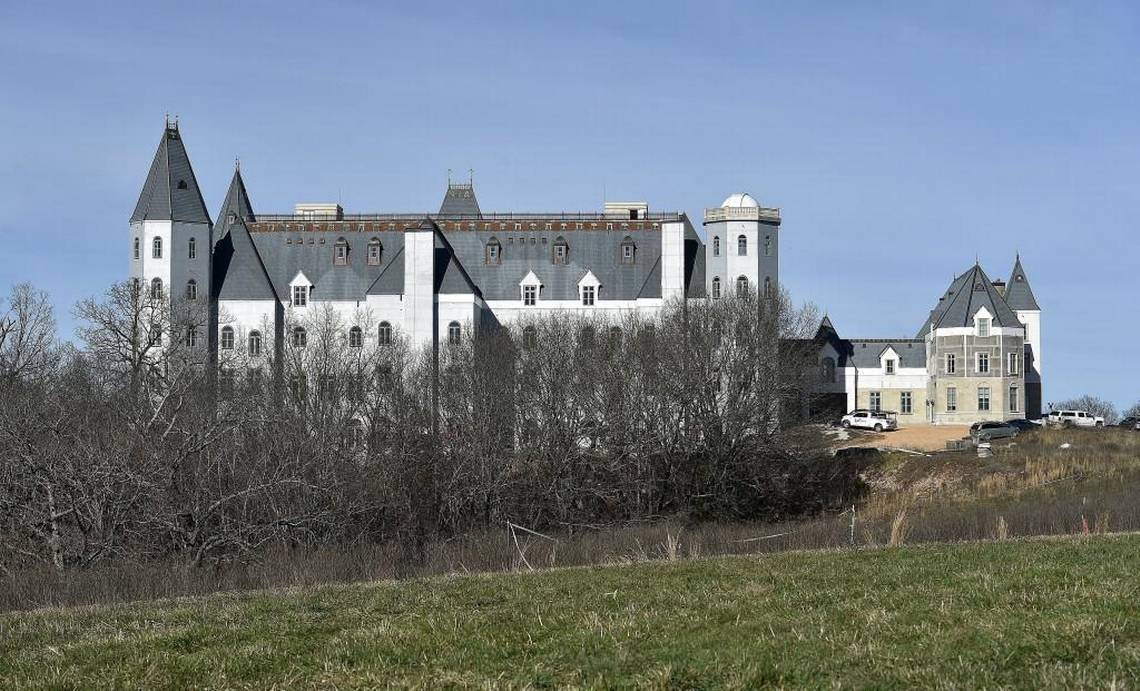 Huff House Owner Of Chateau Pensmore In The Ozarks Alleges Mansion Was Ruined