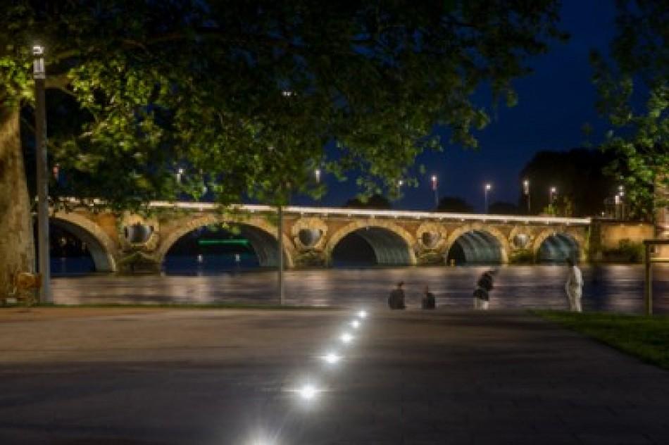 Toulouse rallume la lumière !