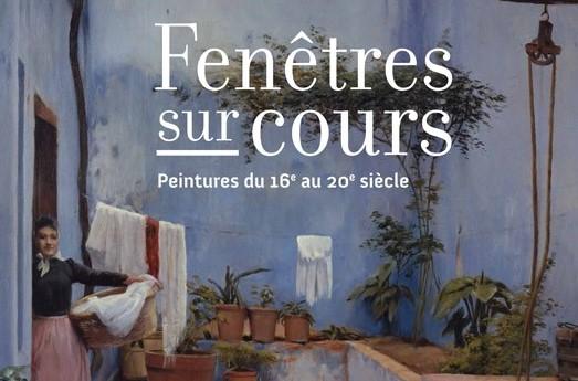 Exposition: Fenêtres sur cours – Musée des Augustins