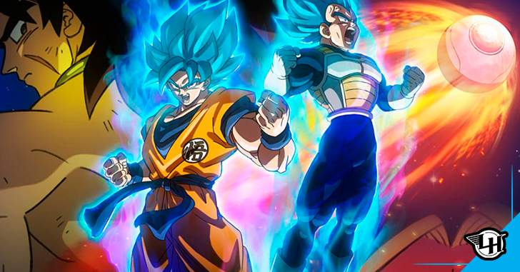 Hd Broly Wallpaper Dragon Ball Super Broly Revelado Novo Cartaz Do Filme