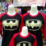 Couple batman gold