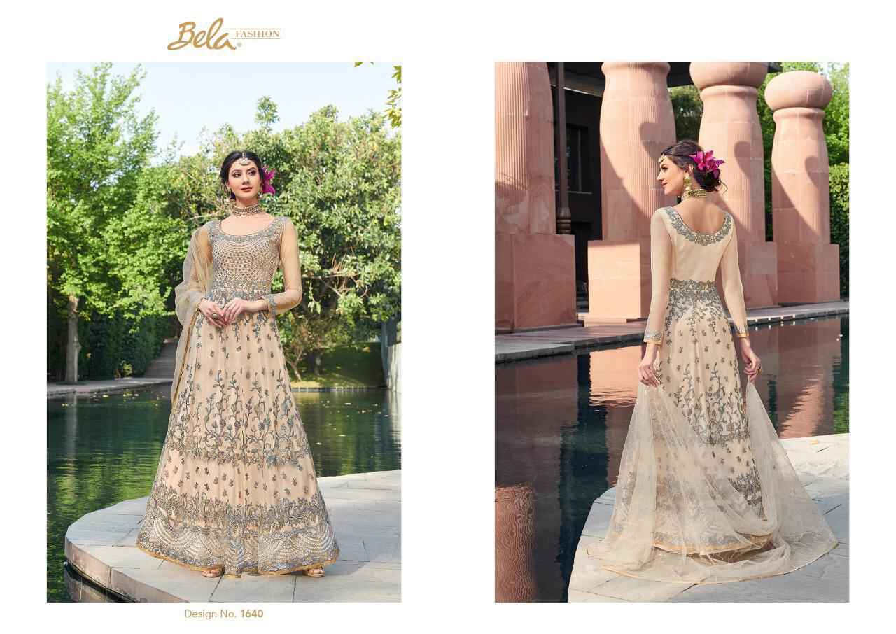 Regal Design Bela Fashion Regal 1638 To 1646 Heavy Work Designer Dress Latest Collection