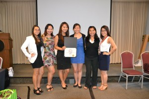 Orchid Award 2014 | Sigma Chapter - University of Connecticut