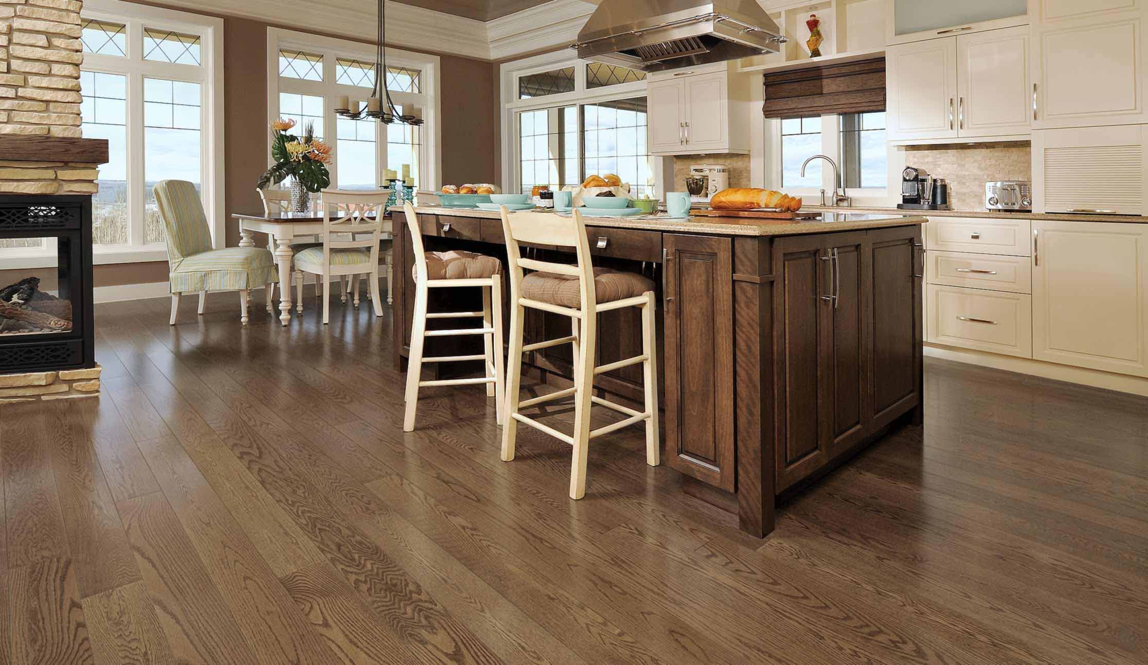 Red Oak Savanna Mirage Hardwood Flooring Call For