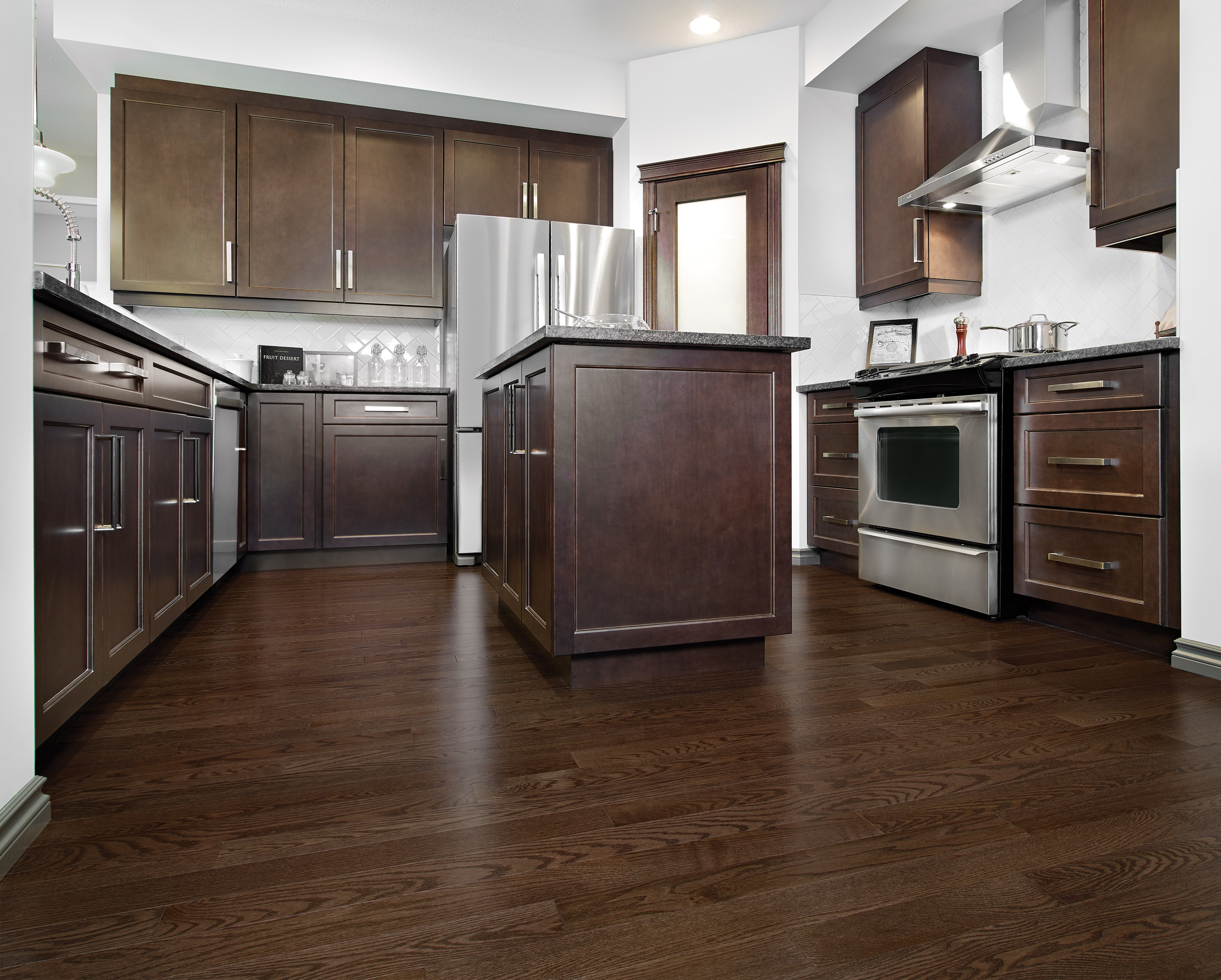 Kitchen Cabinets Red Oak Floors Red Oak Waterloo Mirage Hardwood Floors Call For Special Price