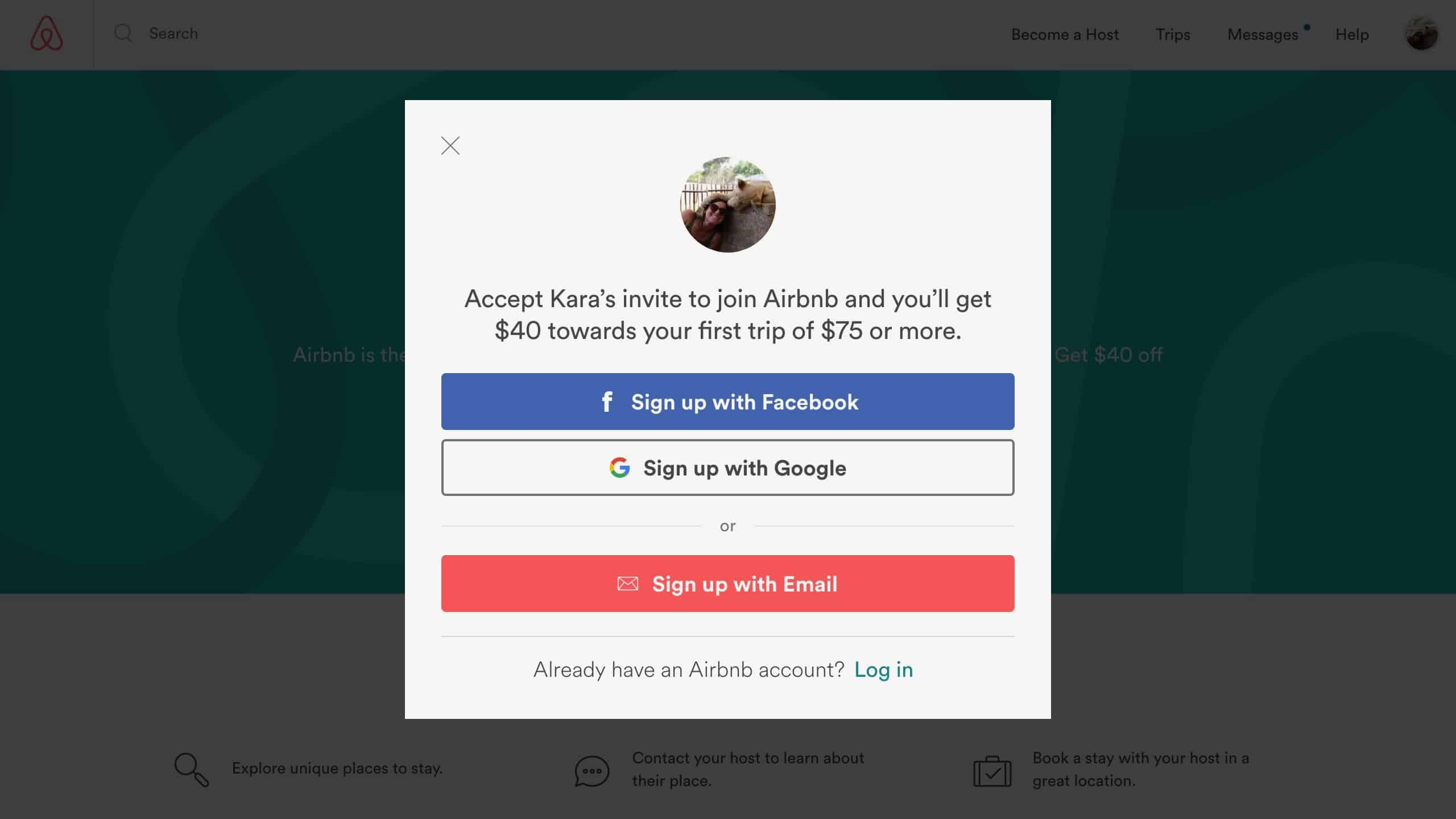 Code Promo Kare Design How To Save On Your First Airbnb Kara And Nate