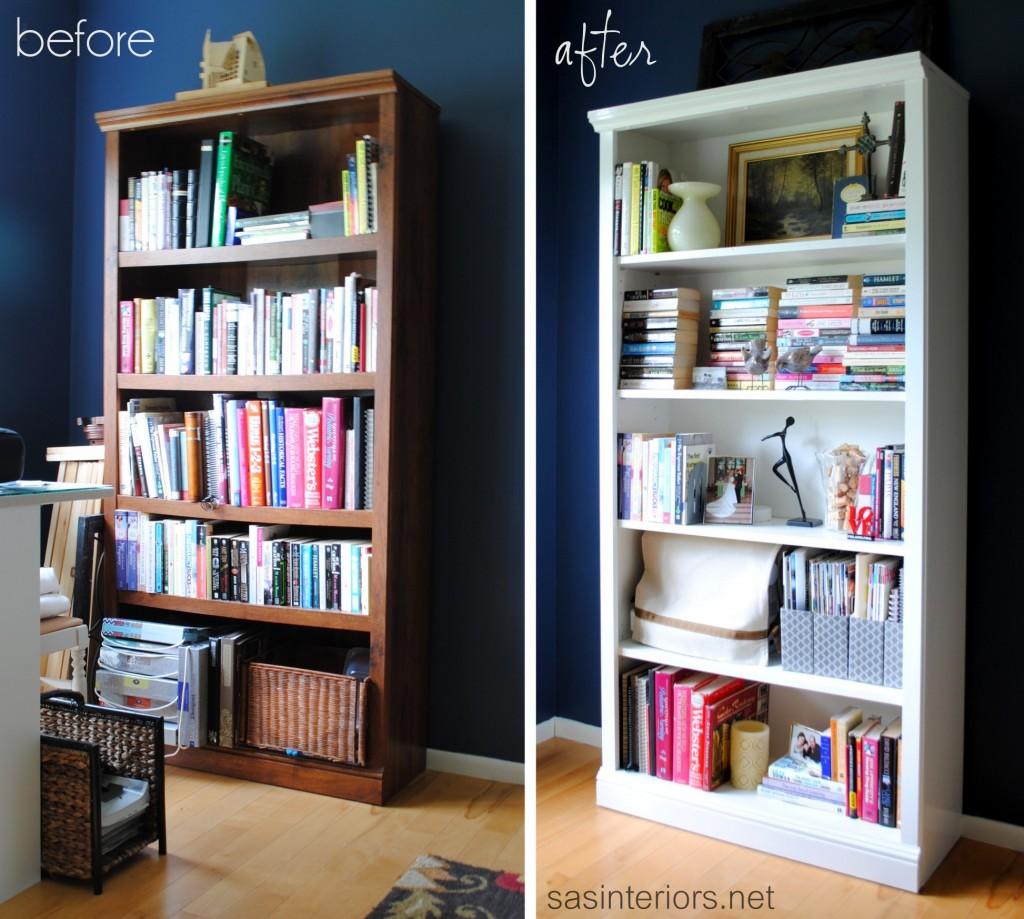 Book Shelfs Organizing And Arranging Bookshelves | Kara Leigh Interiors