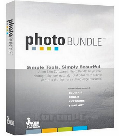 Alien Skin Software Photo Bundle 2016